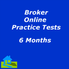 Broker Online Practice Tests